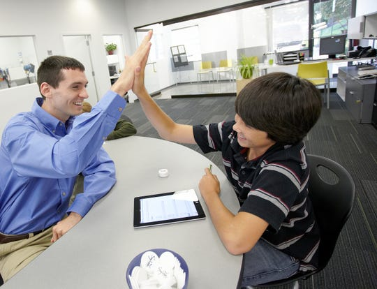 The St. Cloud Sylvan Learning Center hopes to begin in-person tutoring sooner than later with a hybrid program that involves in-person and virtual tutoring.