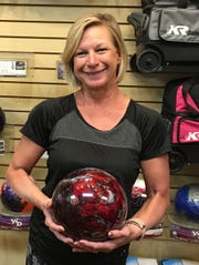Sandy Sheppard won the high-average title at the Virgin River Bowling Center again this year with a 180.50 average for the 2019-20 season. It was her 5th straight local title.