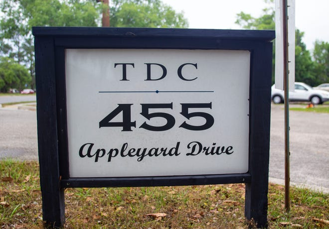 The Tallahassee Developmental Center on Appleyard Drive.