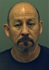 Eduardo Salas, 57, was arrested after being accused of stealing N95 masks from a hospital warehouse.