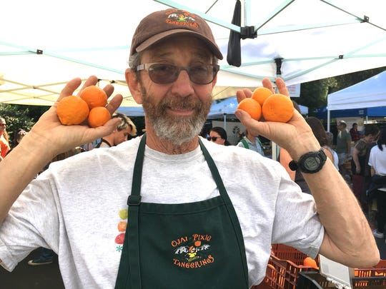 Ojai Valley-based citrus grower Jim Churchill has launched an online farm stand, in part to address social-distancing concerns during the COVID-19 crisis.