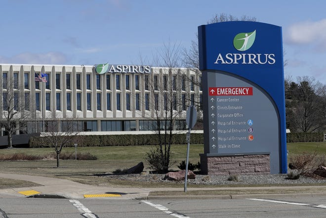 "Aspirus says it has ""beyond 30 days"" worth of critical personal protective equipment to meet current patient demand during the coronavirus pandemic."