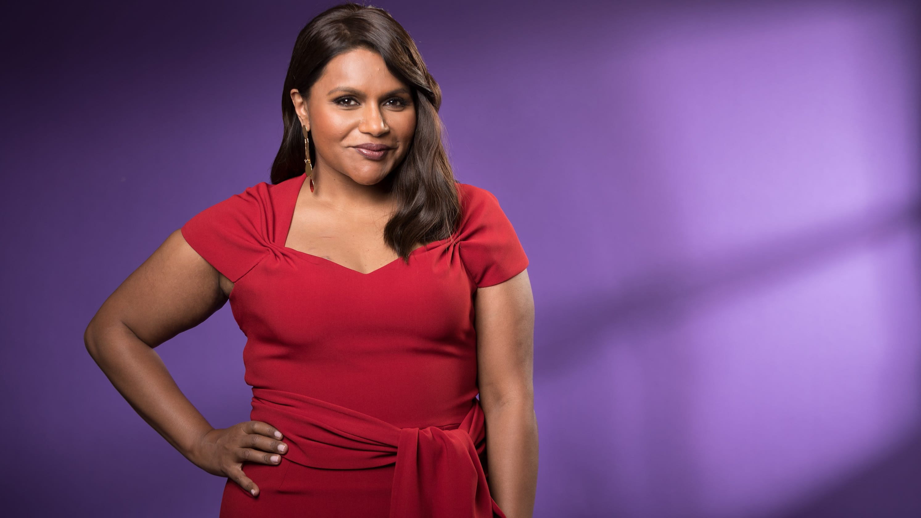 Mindy Kaling has 'newfound respect for stay-at-home moms' while quarantining with her toddler