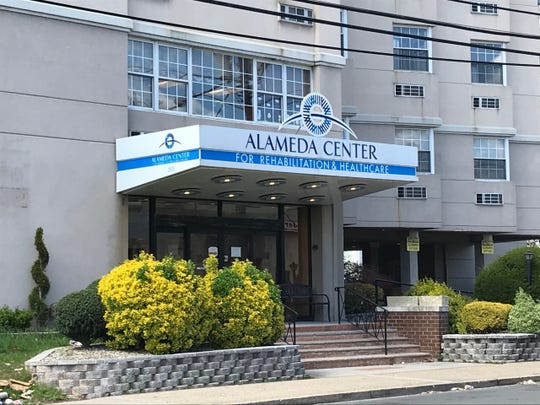 The Alameda Center for Rehabilitation and Healthcare on Elm Street in Perth Amboy.