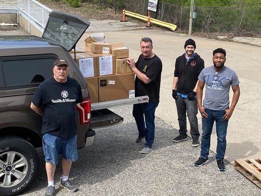 SOS, a Louisville-based global health organization, has prepared and donated more than$500,000 worth of medical supplies and equipment to local organizations.