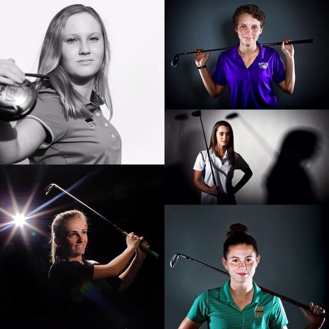 Naples Daily News All-Decade Girls Golf Team