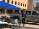 "River Crossing Ministries, a local church located at 1950 Sudderth dr., held a ""Drive Through Grocery Giveaway"" on April 9 for those in need."