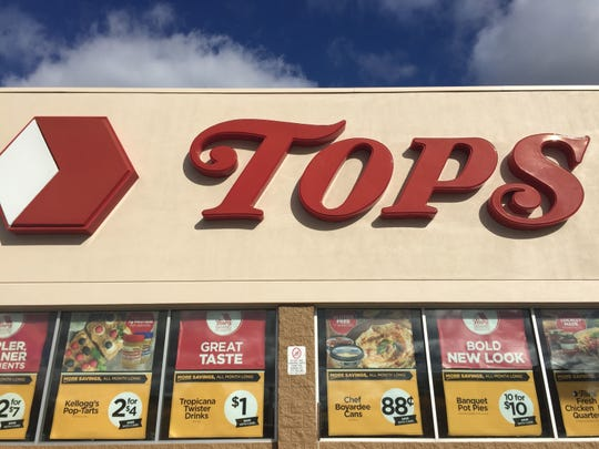 The Tops on West Avenue in Rochester in 2016.