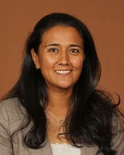 FSU's Elisa Angeles. director of Olympic Sports Strength and Conditioning.