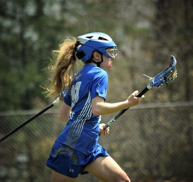 Hen Hud's Erin Clark, who'll play next year for Youngstown State University. (Submitted photo)