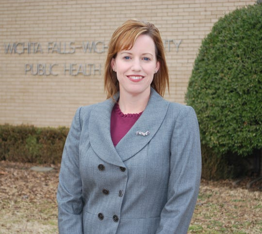 Amy Fagan is the assistant director of health for the Wichita Falls-Wichita County Public Health District.
