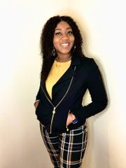 KimberleyTelemacque, a seniormechanicalengineering student at Midwestern State University, is helping other students continue their studies as an online tutor during the COVID-19 shelter-in-place.