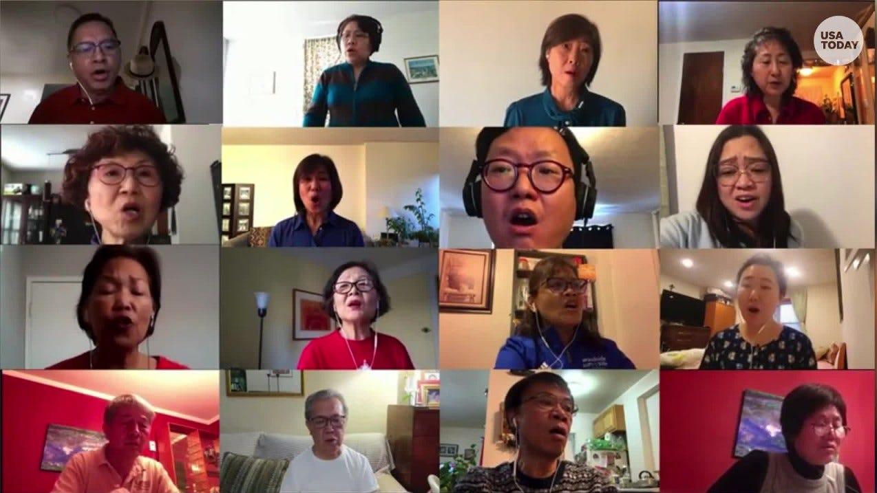 New York City Choir Virtually Congregated For Good Friday