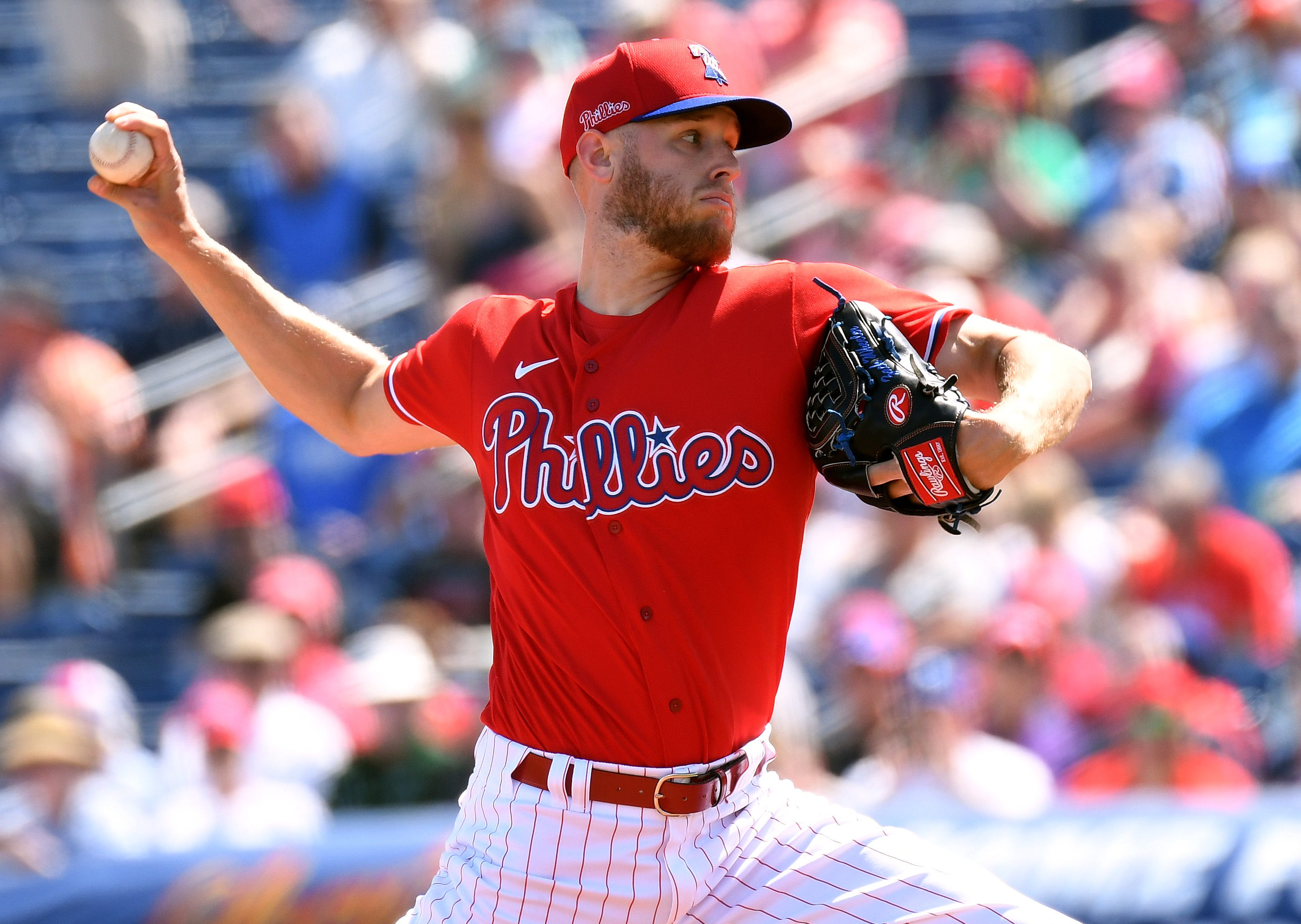 Phillies  Zack Wheeler not for MLB s proposed idea:  Not going to miss the birth of my first child