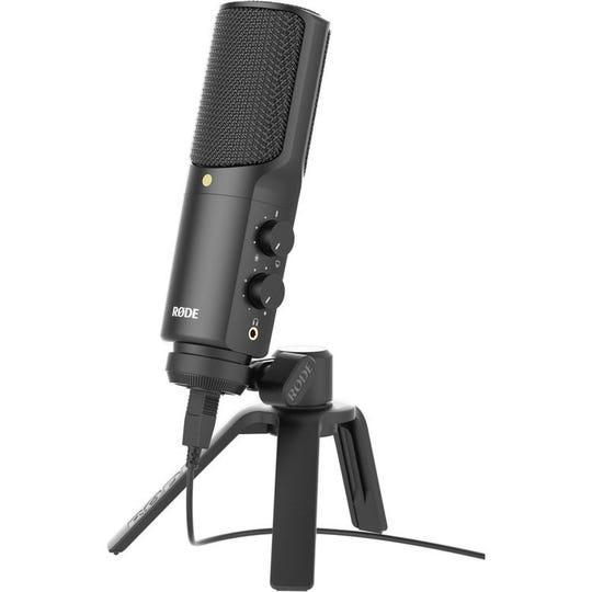 Mount NT-USB microphone