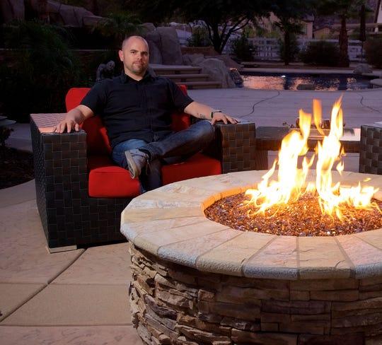 Matt Doll, CEO of American Fire Glass