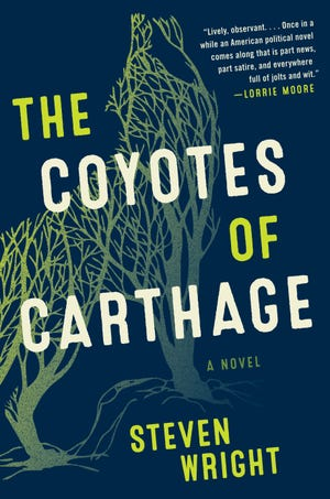 """The Coyotes of Carthage,"" by Steven Wright."