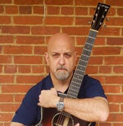 Somerville musician David Dedrick.