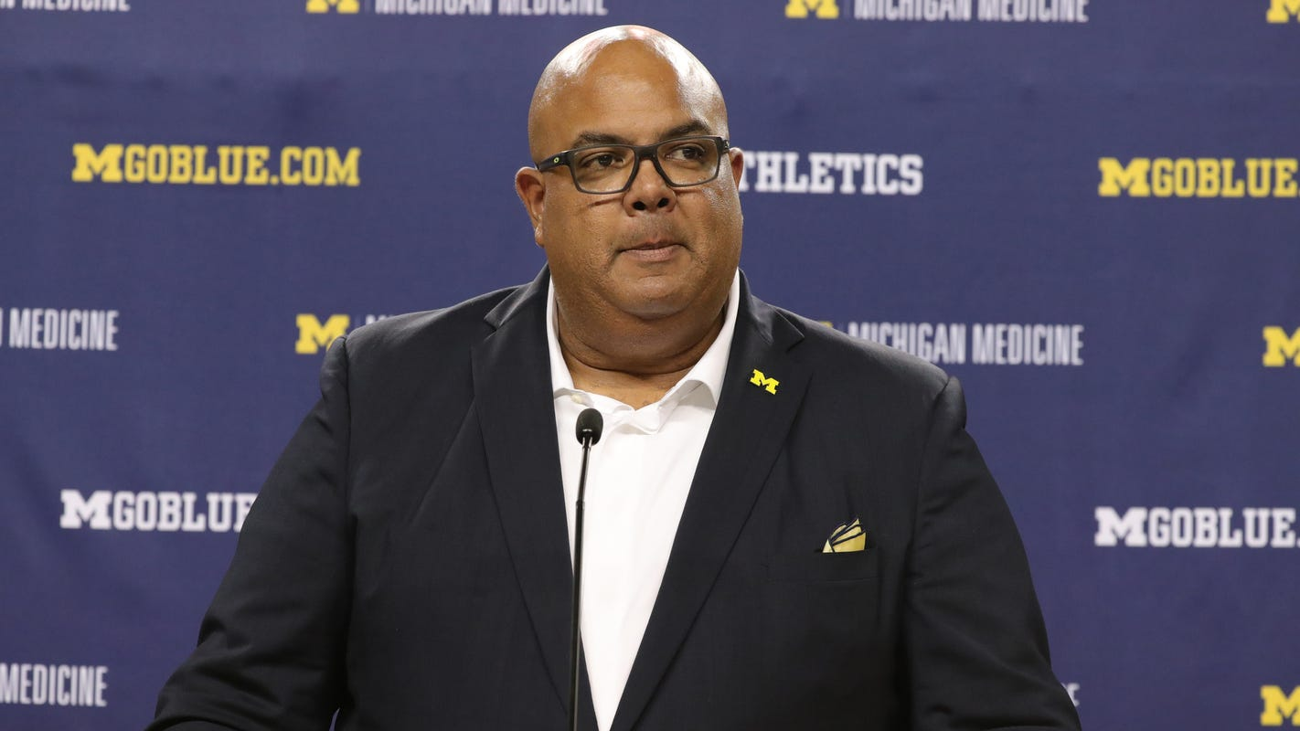 In letter, Michigan's Warde Manuel asks football season ticket holders for help