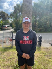 Lely's John Felix is one of many Southwest Florida athletes who were unable to hold a signing ceremony due to the coronavirus. Felix will be attending Muskingum University in Concord, Ohio, just east of Columbus.