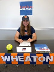 ECS softball standout Alexandra Hilton is one of many athletes in Southwest Florida who is unable to have a signing ceremony due to the coronavirus. Hilton has committed to the Wheaton College in the suburbs of Chicago.