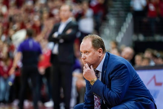 Greg Gard is fortunate to have a six-member recruiting class in place for next season.