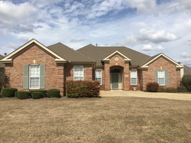 One Deer Creek home is for sale for $243,000 and includes four bedrooms and two bathrooms within 2,198 square feet of living space. The home was built in 2004.