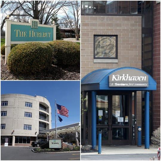 Nursing homes collage 2