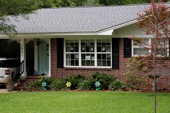 Residents of Betton Hills decorated for Easter in place of a traditional egg hunt in 2020. The City of Tallahassee is offering neighborhoods with a desire to make a improvements a chance to apply for a grant with the Vibrant Neighborhoods Grant Program.