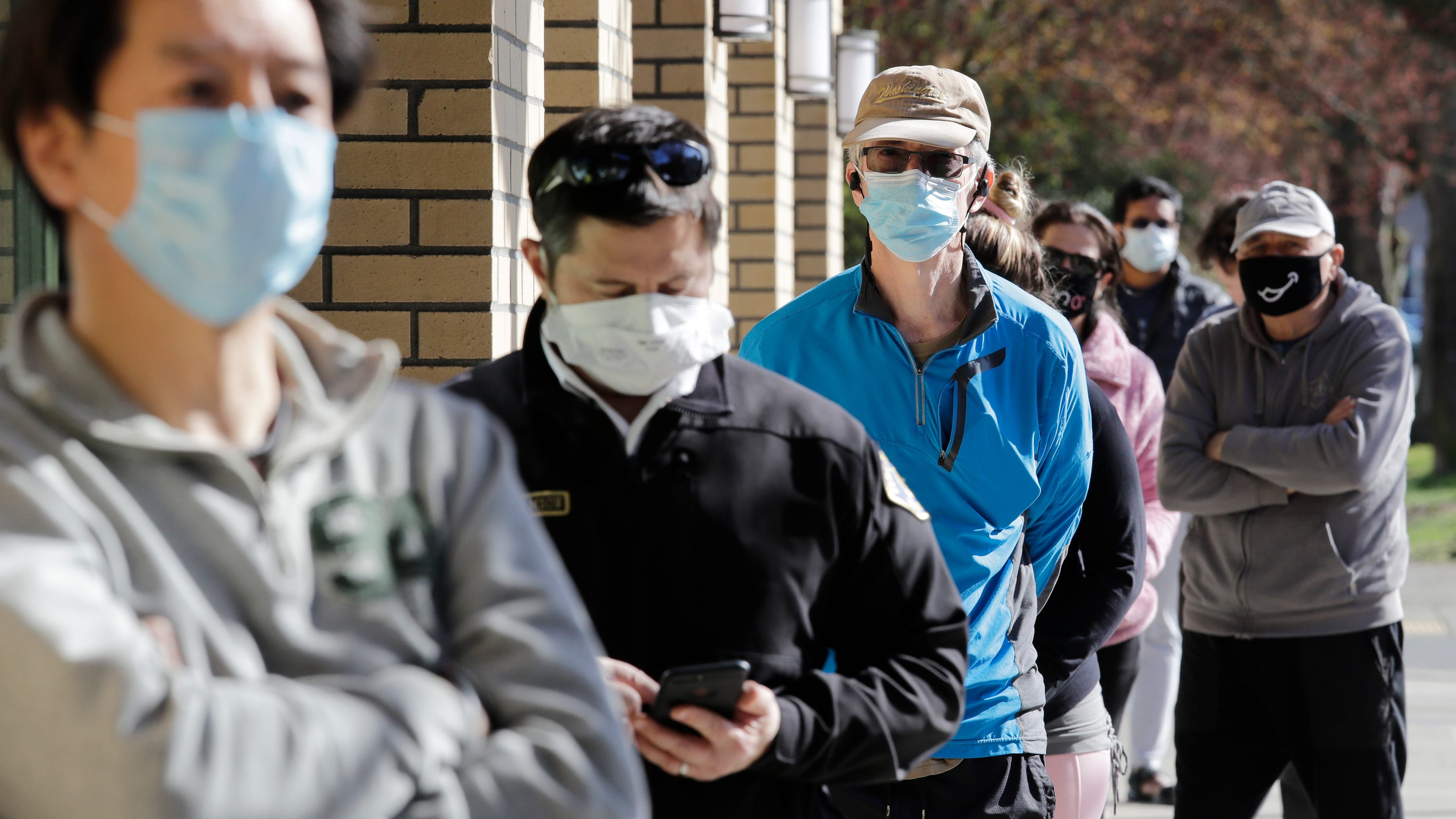 Mask protests continue as coronavirus cases surge with one leading a California Trader Joe's to close early