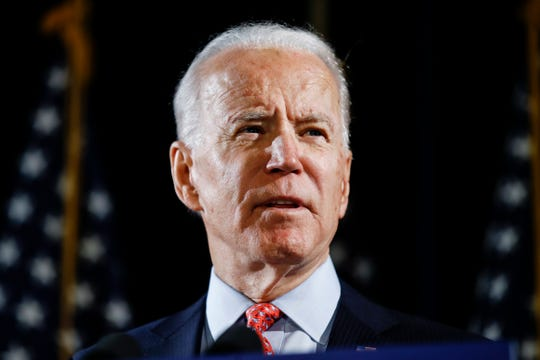 A former aide accused Democratic presidential candidate Joe Biden of sexual assault.