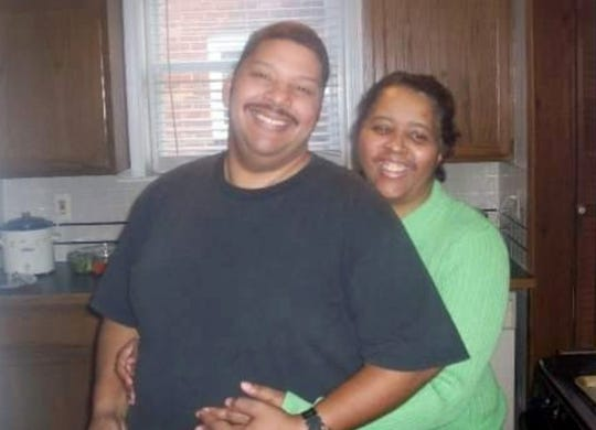 "Gary Fowler, pictured here with his wife Cheryl, got sick in late March and went to several hospitals when he started to have shortness of breath, and according to his stepson Keith Gambrell, all turned him away. They told him he had ""bronchitis"" and refused to test him for coronavirus. Fowler died in the recliner of his home in Grosse Pointe Woods early on April 7. Cheryl is on a ventilator at Henry Ford Hospital."