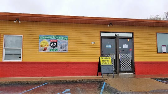 The Route 62 Diner is located right on Lincoln Ave. in Chandler.