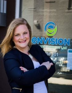 Envision Greater Fond du Lac's next CEO, Sadie Parafiniuk.