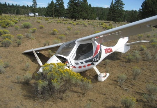 Daniel A. Bernath walked away from a September 2013 plane crash after he said his plane ran out of fuel in the skies above Oregon. Information from an NTSB report on that crash said the then 63-year-old pilot was unhurt after he was forced to land his airplane near the Sisters Eagle Airport in Sister's Oregon.