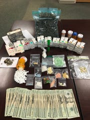 A south Fort Myers man is facing nine drug-related charges after an investigation found alleged illicit drug transactions that may have lead to another man's death.