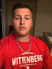 St. John Neumann offensive lineman Joseph Landy is one of many athletes in Southwest Florida who is unable to have a signing ceremony due to the coronavirus. Landy has committed to Wittenberg University.