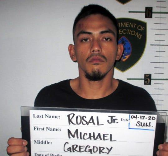 Michael Gregory Rosal Jr.