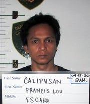 Francis Lou Escano Calipusan
