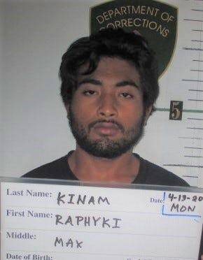 Raphyki Max Kinam