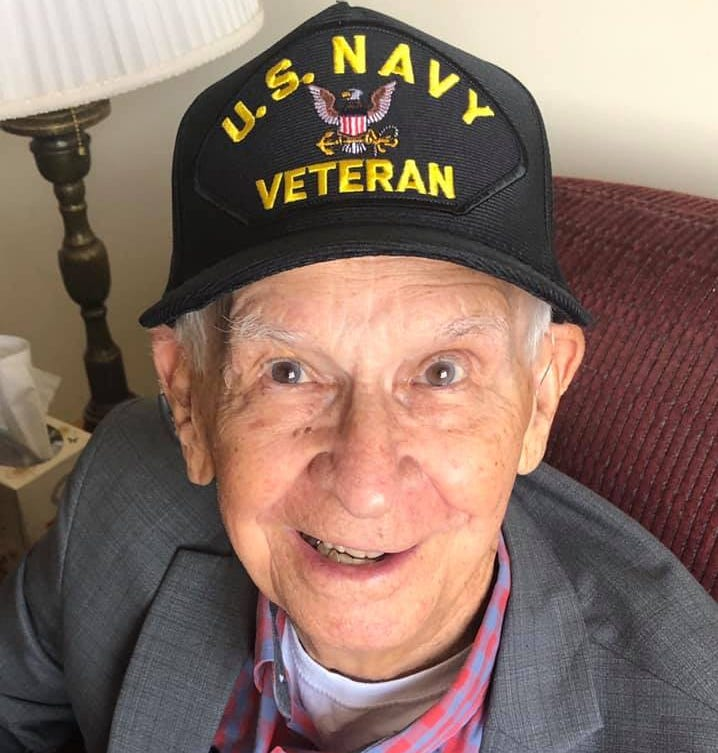 """Leroy """"Buddy"""" Albright Jr. died April 9 from complications related to COVID-19, his family said. Albright, born in Pineville, Kentucky, served in the U.S. Navy during the Korean War."""