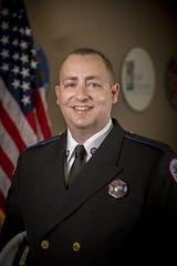 Director of Public Safety and Chief of EMS Benjamin Abes