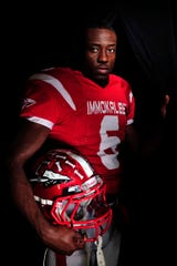 Immokalee High School linebacker Mackenro Alexander was the 2012 Naples Daily News Defensive Player of the Year