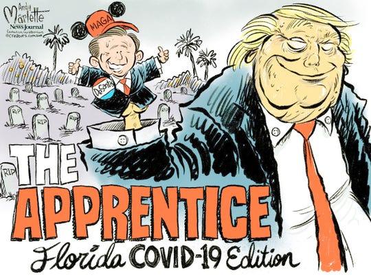 The Apprentice Florida COVID-19 edition