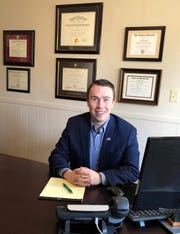 Ryan D. Brown, Financial Advisor, The Granville Investment Group.