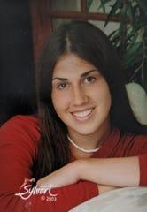 Abbey Roy, reporter, Newark Advocate. Wadsworth High School class of 2003.