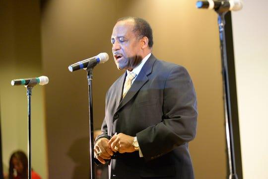 Rev. Dr. W. Louis McDowell