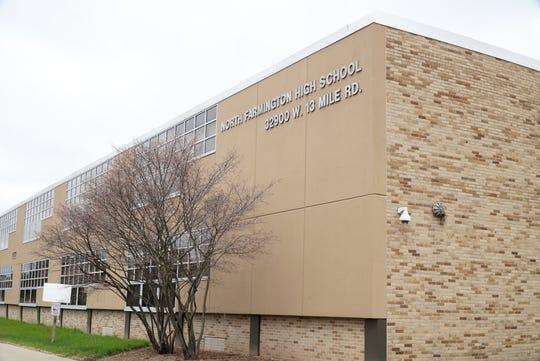 North Farmington High School.
