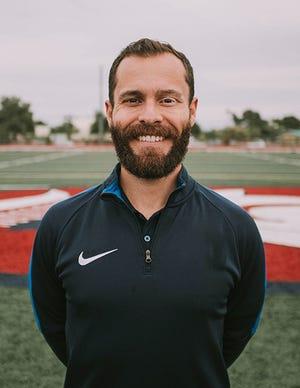 Nick Barker is the new boys soccer coach at Hamilton.