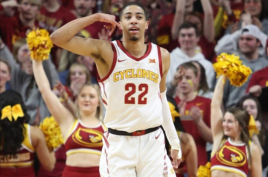 Would Iowa State Cyclones guard Tyrese Haliburton be a great fit on the Phoenix Suns?